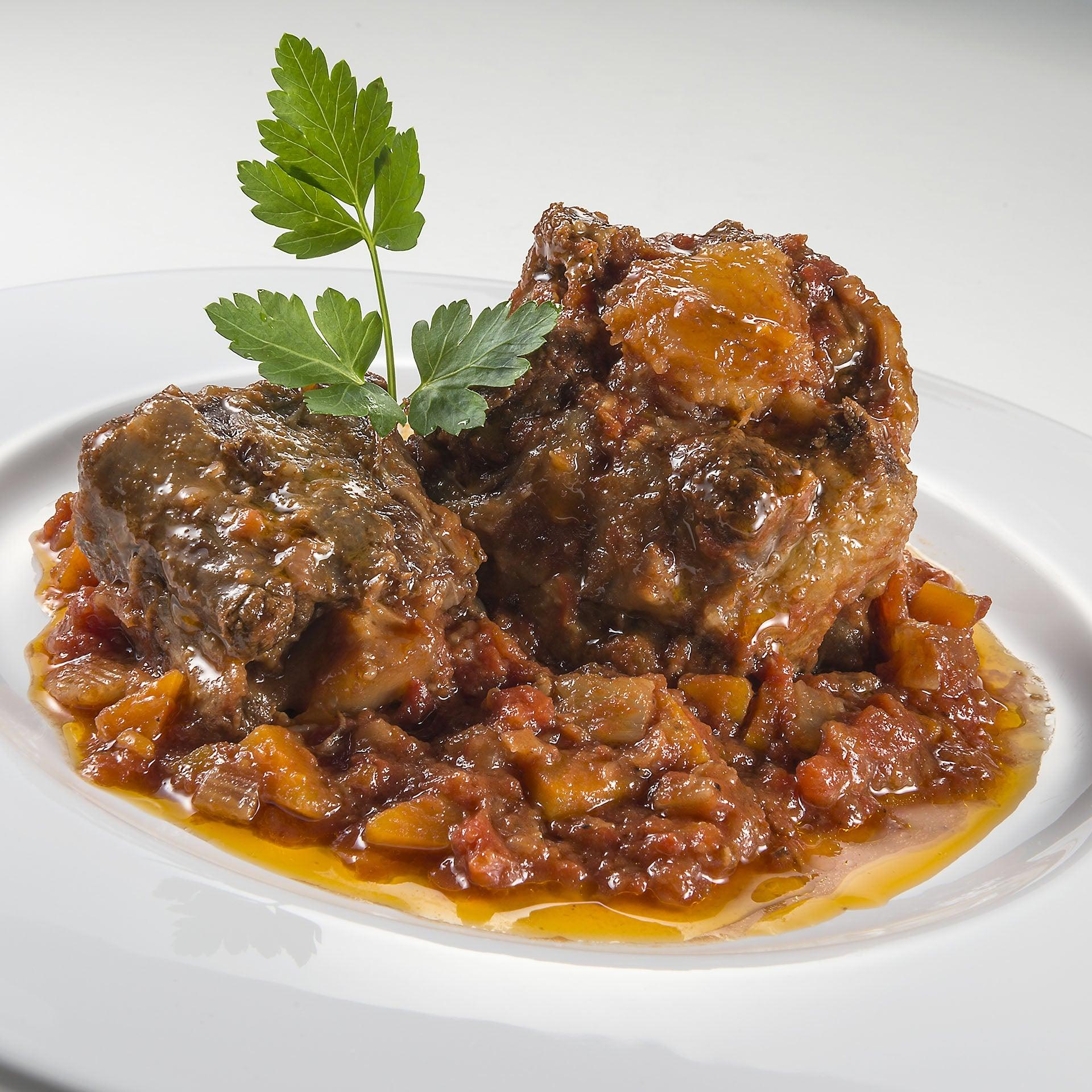 Grass-Fed Beef Oxtail