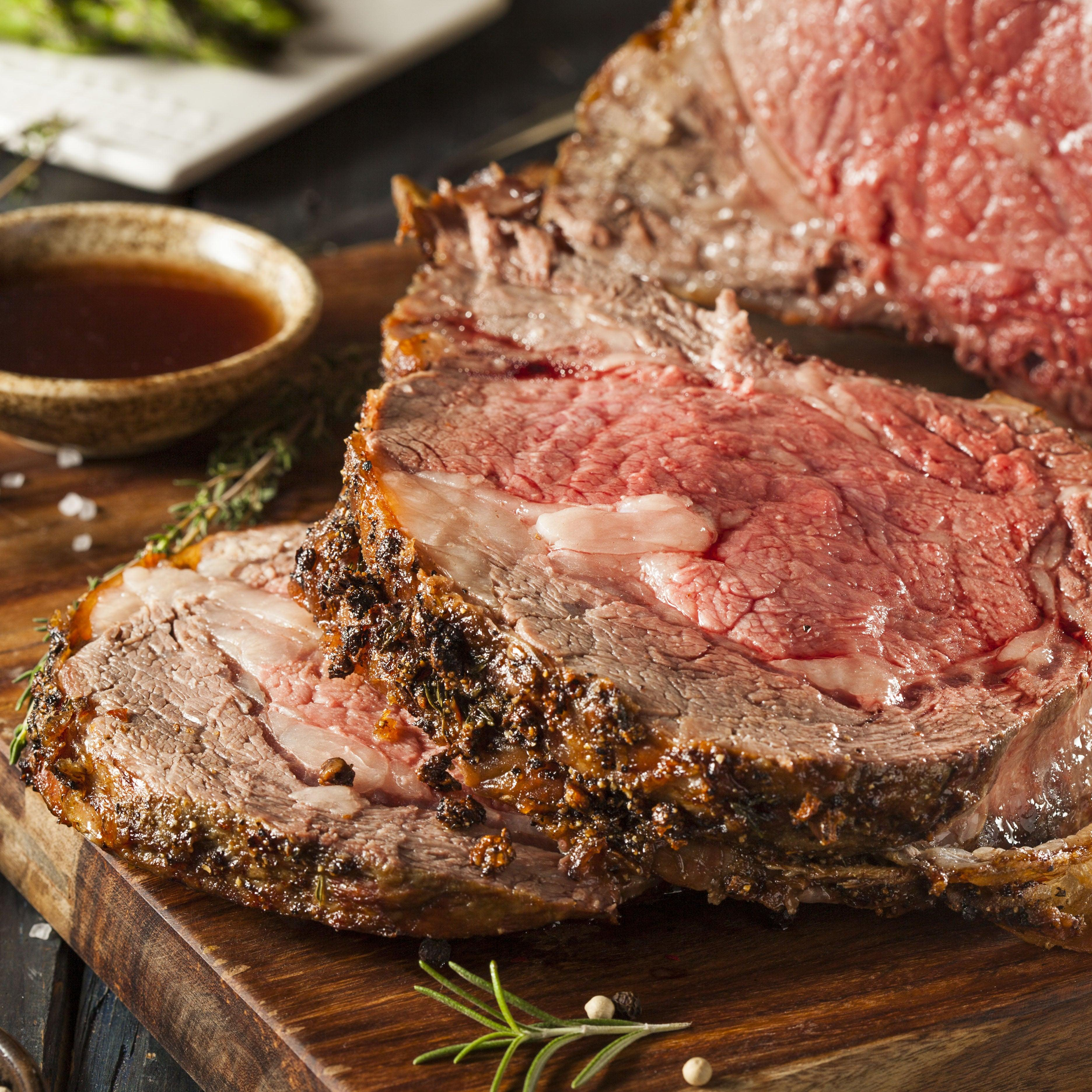 Grass-Fed Prime Rib Roast