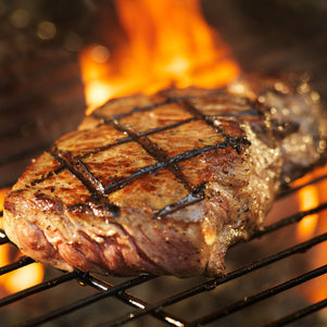 Meat Variety Pack: Beef Steak (Filet Mignon, Rib Eye, or New York), Bacon, Salmon, Whole Chicken, Ground Beef - $99 Free Shipping
