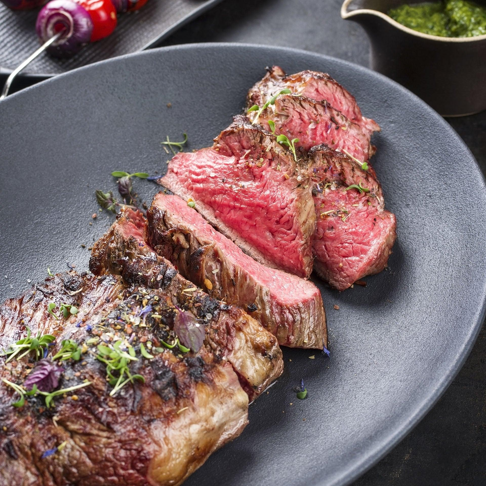 Rich and Full Flavor Grass Fed Beef Pack - $119 for more than 11 pounds, Free Shipping