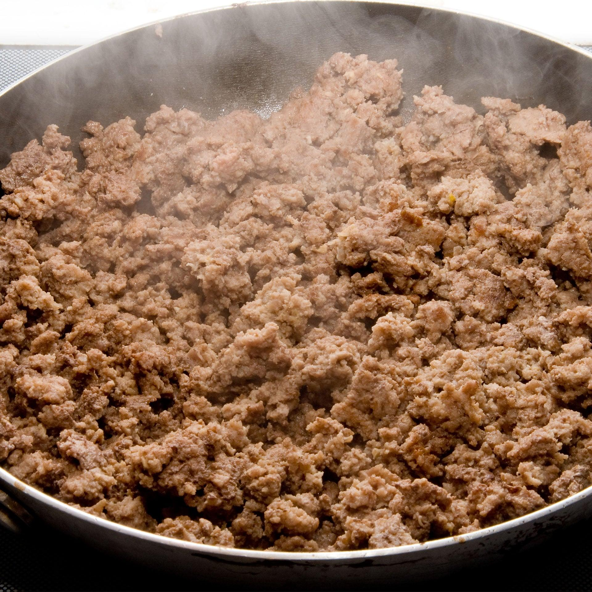 Grass-Fed Ground Beef 80/20 - $149 for 20 pounds Free Shipping