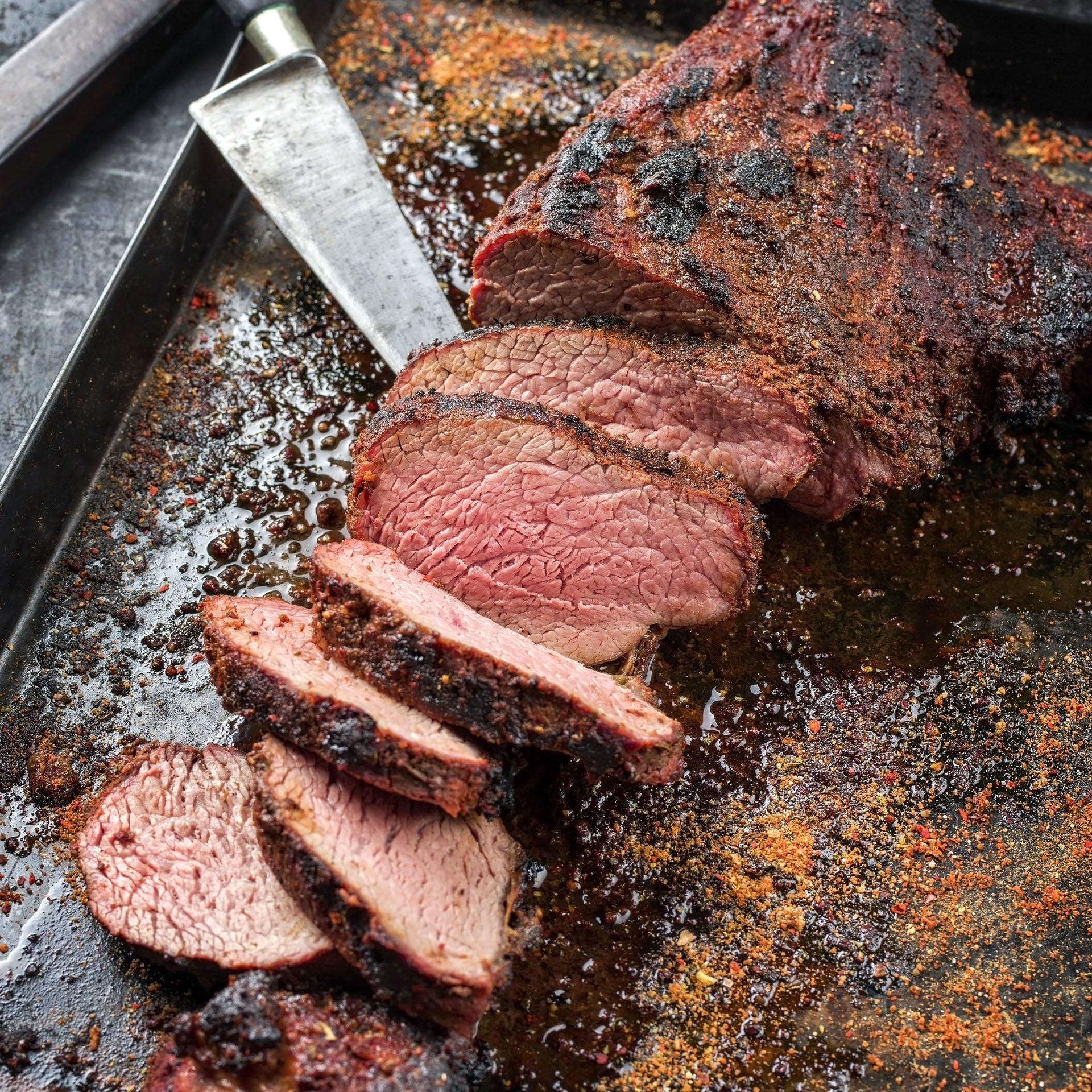 Grass-Fed Beef Big Steak Pack - $129 for 10 steaks and 8-9 pounds, Free Shipping