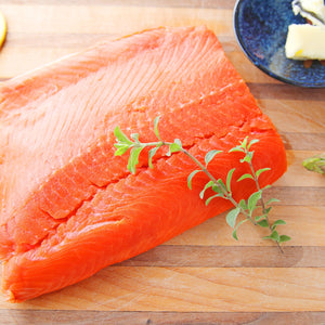 Wild Caught Salmon Pack, 8 Filets for $79