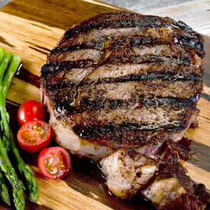 Grass-Fed Beef Premium BBQ Pack - $59 for Rib Eye/New York and Hamburger