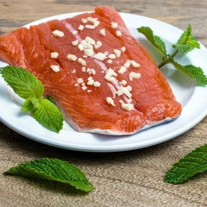 Wild Caught Alaska King Salmon