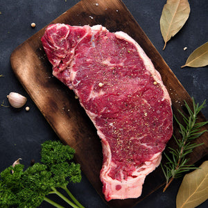Grass-Fed Beef New York Steak