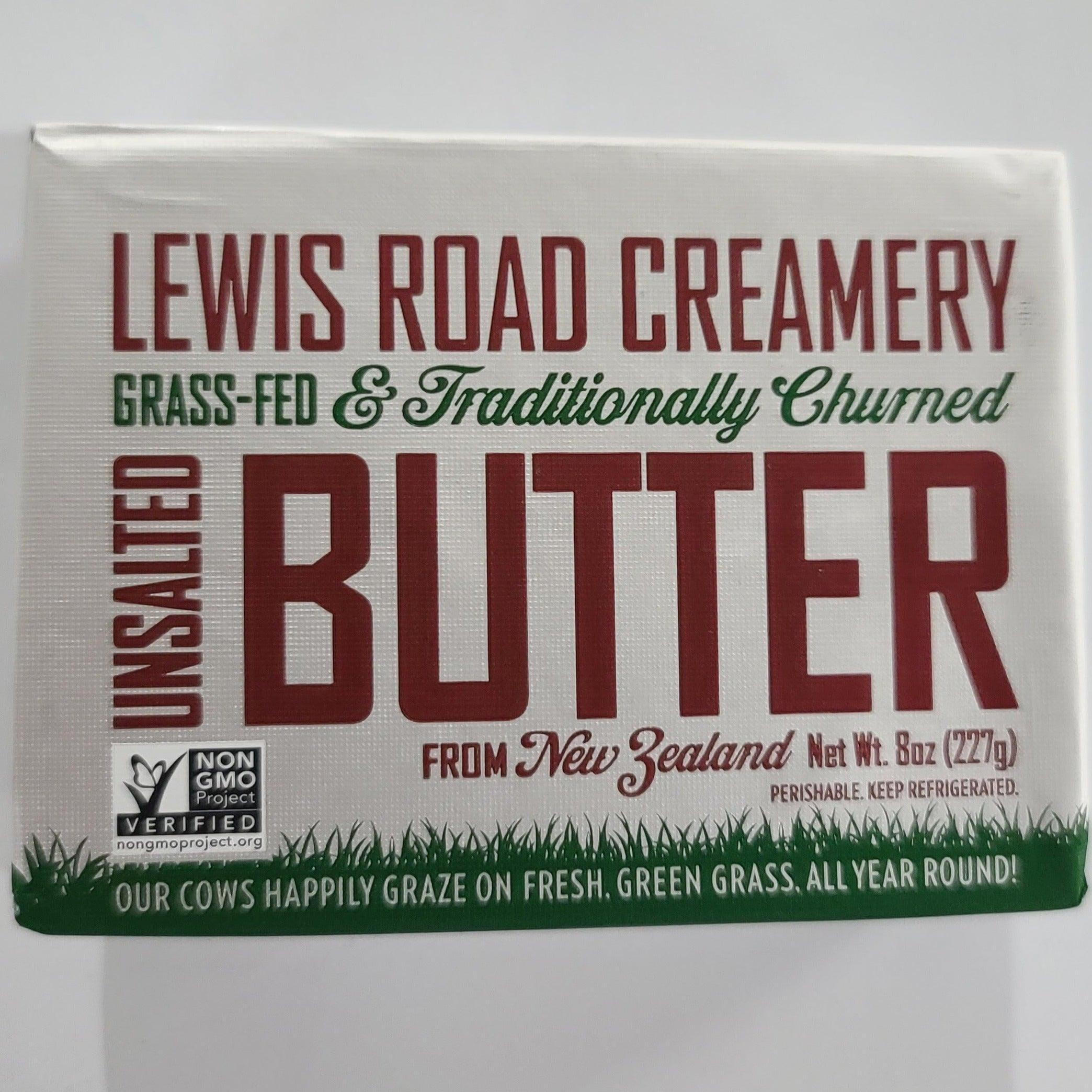Grass-Fed Butter Unsalted