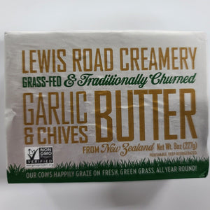Grass-Fed Butter Garlic & Chives