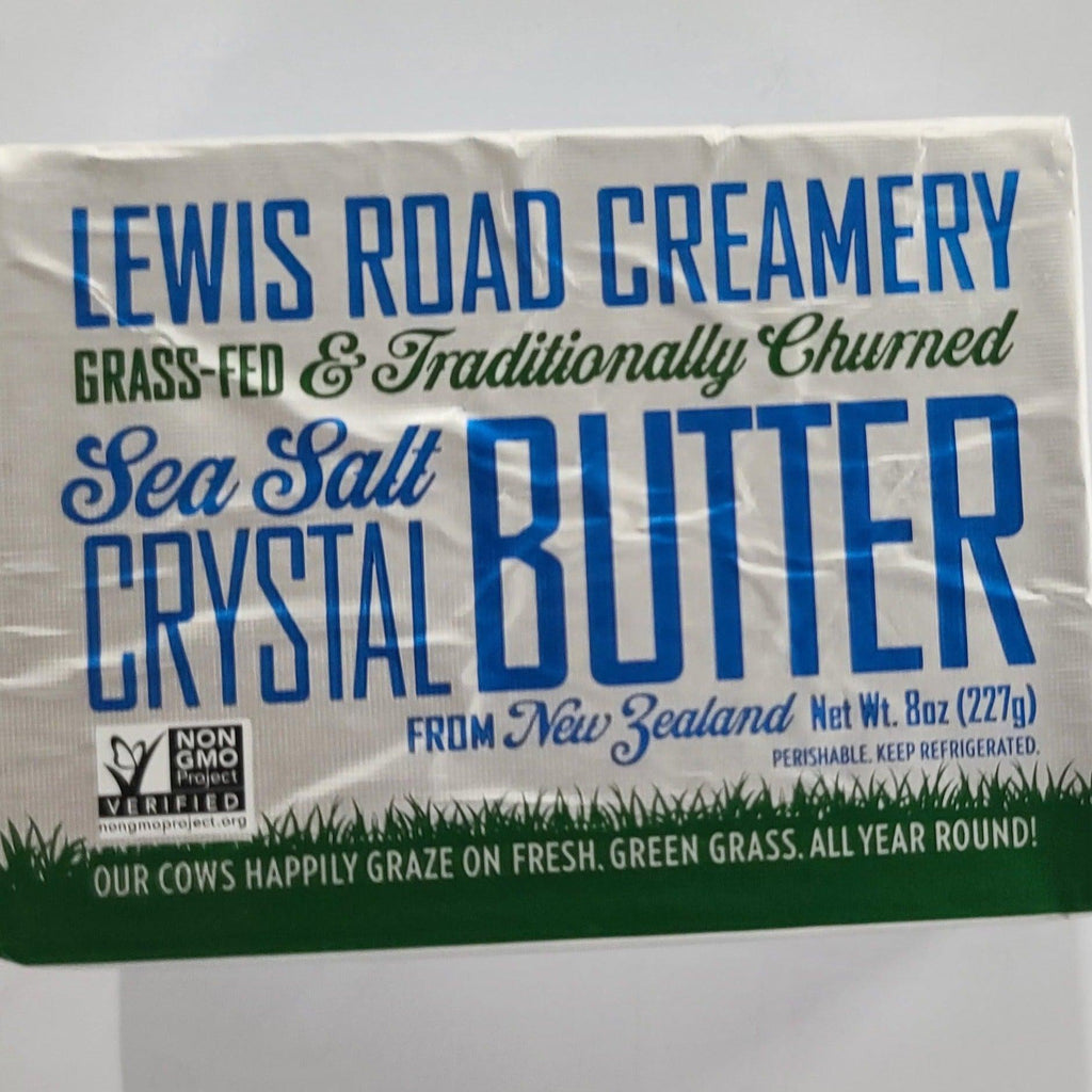 Grass-Fed Butter Sea Salt