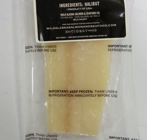 Wild Caught Alaska Halibut