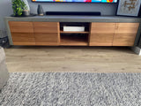 Concrete Entertainment Unit - TV Unit 2400
