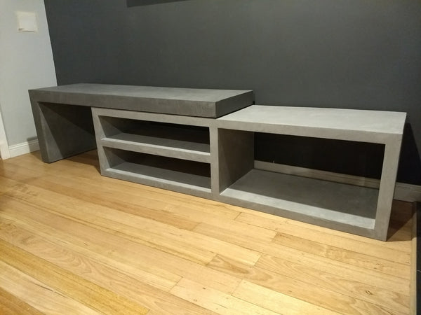 Concrete Entertainment Unit
