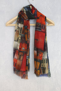 Digiwool - City Lights-Scarves-Kairos Trinkets