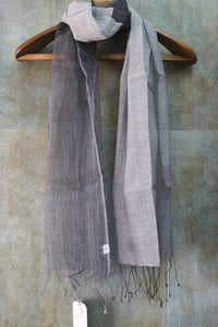 Medusa - Shades of Grey-Scarves-Kairos Trinkets