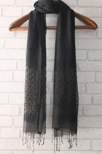 Twilight Black-Scarves-Kairos Trinkets
