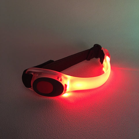Armband Light - Red