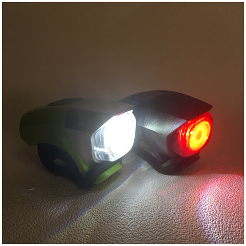 Cycle Lights - Rechargeable