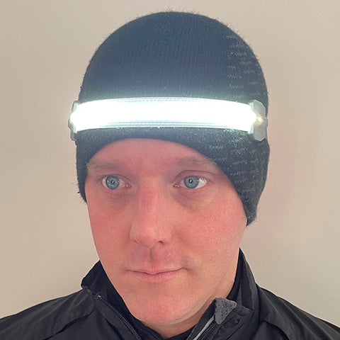 Halo Head Light - Rechargeable