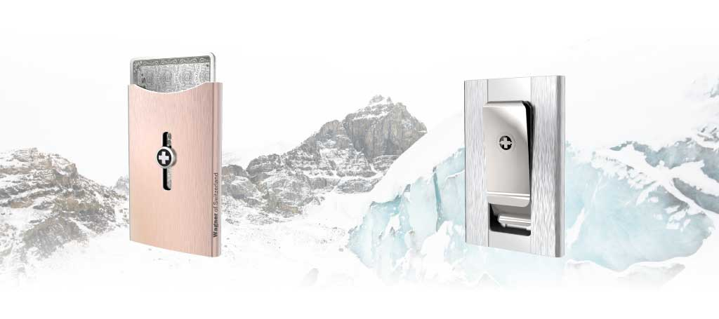 2019 SWISS WALLETS - Ice first...
