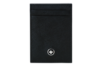 MONEYCLIP,Black Saffiano