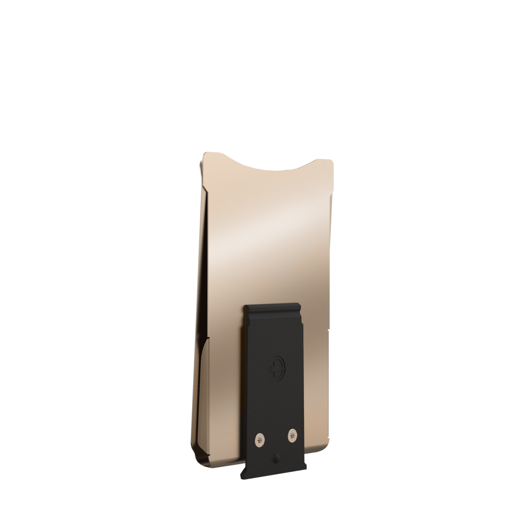 MASTER WALLET with connector, Champagne