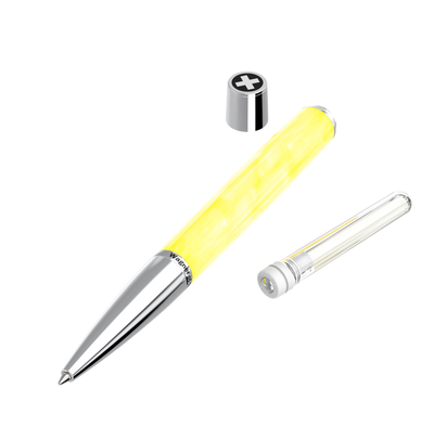 SWISS PEN FRAGRANCE, natural oil from Switzerland, yellow