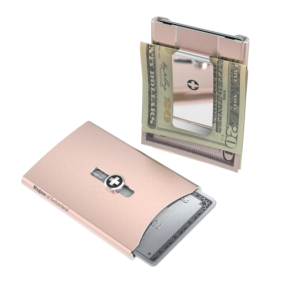 SWISSWALLET ICE BRUSHED