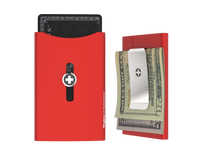 SWISSWALLET ORIGINAL, Swiss red