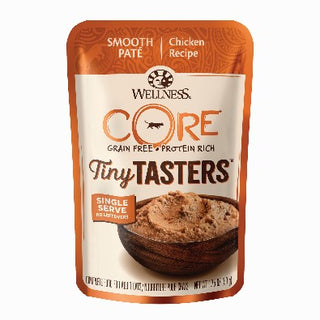 Wellness ® CORE ® Tiny Tasters™ Chicken Wet Cat Food