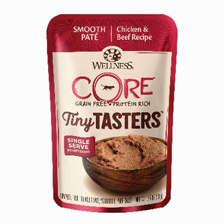 Wellness ® CORE ® Tiny Tasters™ Chicken & Beef Wet Cat Food