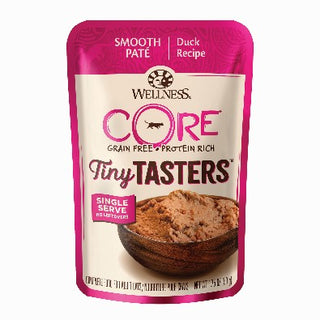 Wellness ® CORE ® Tiny Tasters™ Duck Wet Cat Food