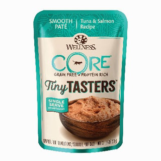Wellness ® CORE ® Tiny Tasters™ Tuna & Salmon Wet Cat Food