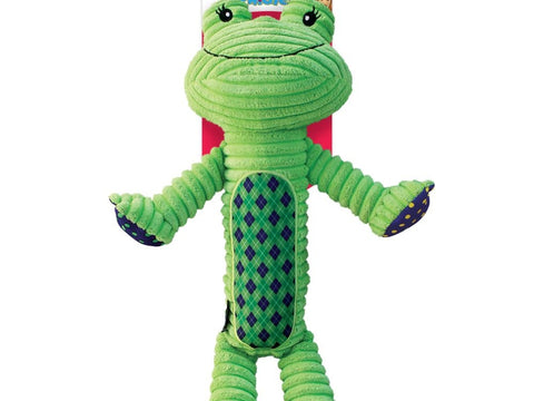 KONG ® Patches Adorables Frog Dog Toy  Xlrg