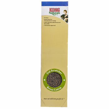 KONG ® Cardboard Scratcher for Cats