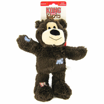 KONG ® Knots Wild Bear Dog Toy