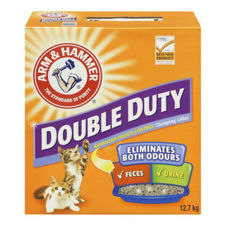 Arm and Hammer Double Duty