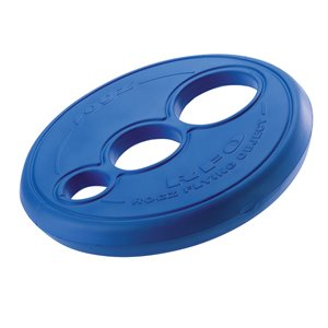 ROGZ Flying Object Large Dog Fetch Disc Blue