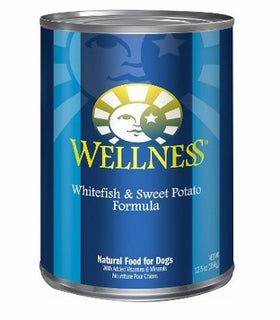 Wellness ® Complete Health™ Whitefish & Sweet Potato Wet Dog Food