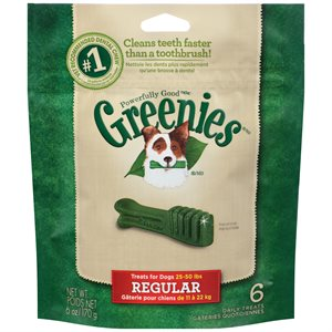 Greenies Regular 6oz