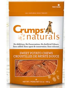Crumps Sweet Potato Chews Dog
