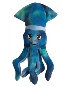 Snugarooz Sammy the Squid Dog 12in