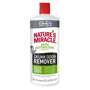 Spectrum Nature's Miracle Skunk Odor Remover 32oz