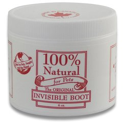 100% Natural Invisible Boot Cream 4oz