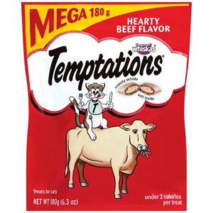 Temptations Beef 180g