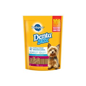 Pedigree Dentastix Original Mini 108 Count 760g