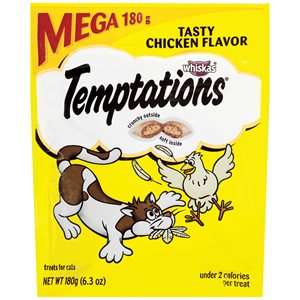 Temptations Chicken 180g