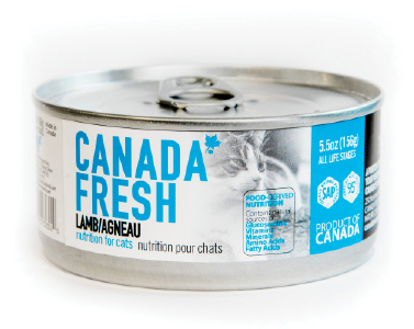 Canada Fresh Cat Food Lamb