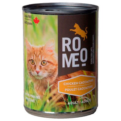 Romeo® Chicken Cacciatore Wet Cat Food