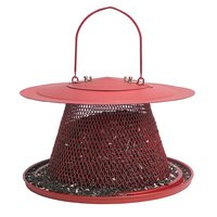 Woodstream No/No Red Cardinal Wild Bird Feeder