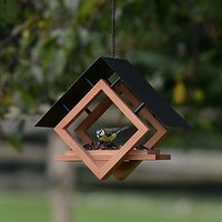 Perky-Pet Architect Wooden Bird Feeder